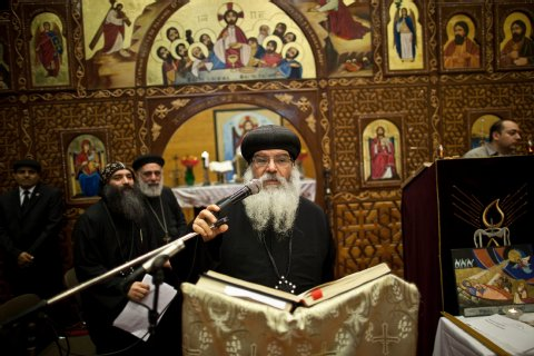 Bischof Anba Damian